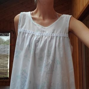Vintage Nightgown Excellent Condition Sz Sm/Med